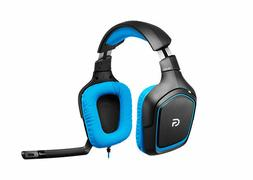 Logitech G430 Wired Gaming Headset with Dolby 7.1 Surround S