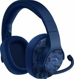 Logitech G433 7.1 Camo Blue Wired Gaming Headset For PS4 Nin