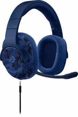Logitech G433 7.1 Wired Gaming Headset for PC Mac Nintendo X