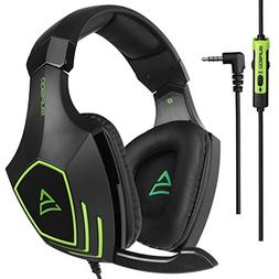 SUPOO G820 Multi-platform Stereo Professional Gaming Headset