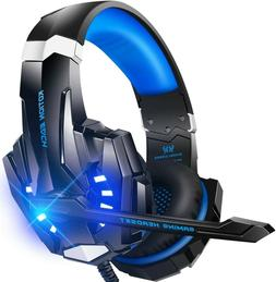 BENGOO G9000 Stereo Gaming Headset for PS4, PC, Xbox One, Bl