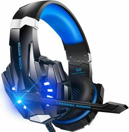 G9000 Stereo Gaming Headset for PS4, PC, Xbox One, Switch, N