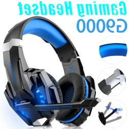 G9000 Stereo Gaming Headset for PS4 PC Noise Cancelling Over