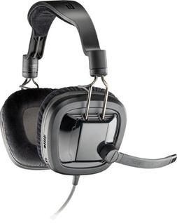 Plantronics GameCom 380 Gaming Stereo Headset - Compatible w