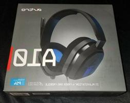 ASTRO Gaming A10 Gaming Headset - Blue - PlayStation 4, XBox
