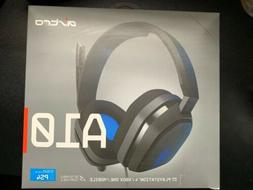 ASTRO Gaming A10 Gaming Headset - Blue PS4