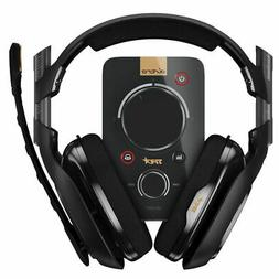 Astro Gaming A40 TR Wired Headset + MixAmp Pro TR for PS4, P