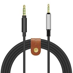 Geekria Gaming Headphone Cable for Turtle Beach, Talkback/Ch