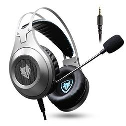 NUBWO Xbox One PS4 Gaming Headset Over-Ear Stereo Gaming Hea