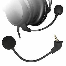 Gaming Headphone Headset Replacement Microphone Mic 3.5mm fo