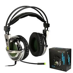 Gaming Headset, Sades SA-928 Stereo Lightweight PC Gaming He