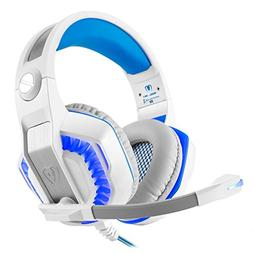Beexcellent Gaming Headset, Stereo Gaming Headphones Noise I
