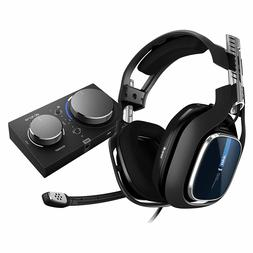 Astro Gaming Headset A40 TR + MixAmp Pro TR A40TR-MAP-002 PS