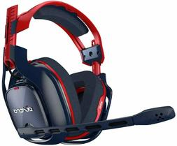 Astro Gaming Headset A40TR-10THRD Red e-Sports PS4 Mac Ninte