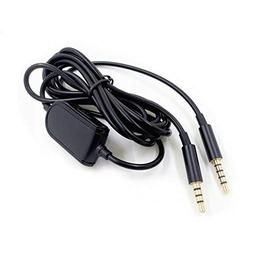 Gaming Headset Audio Talkback Chat Cord for Astro A10 A40 Ga