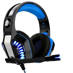Beexcellent Gaming Headset for PC PS4, Headphones with Noise