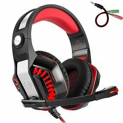 Beexcellent Gaming Headset for PS4, Xbox One, Nintendo Switc