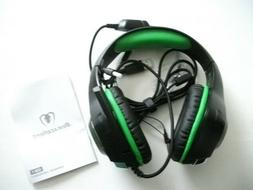 Beexcellent Gaming Headset for PS4 Xbox One PC w/ Noise Isol