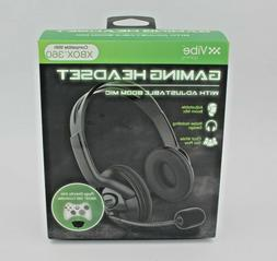 Vibe Gaming Headset for XBOX-360 , Brand New!