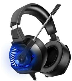 Gaming Headset for Xbox One PS4 PC Noise Cancelling Over Ear