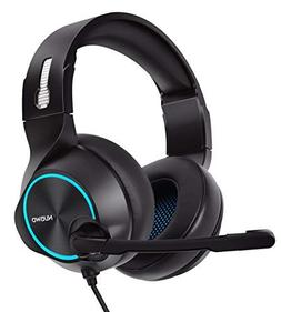 Gaming Headset for Xbox One, PS4, PC, Controller, ARKARTECH