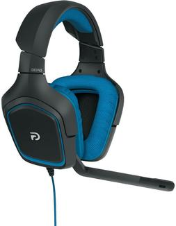 gaming headset g430 7 1 dts headphone