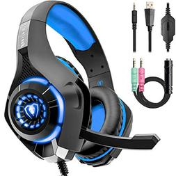 Beexcellent Gaming Headset GM-1 2019 Newest PS4 Xbox One Dee