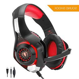 Beexcellent Gaming Headset GM-1 with Microphone Ear Headphon