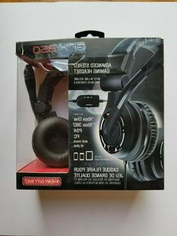 Gaming Headset dreamGEAR GRX-350 Advanced Wired Stereo- Xbox