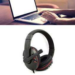 Gaming Headset Headphones With Mic Wired for Nintendo Switch