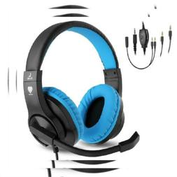 BlueFire Gaming Headset Kids with Microphone, 3.5mm Wired Co