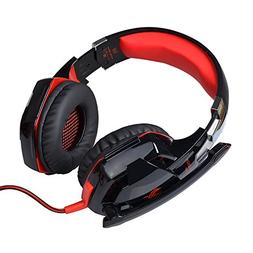 SUImeito Gaming Headset New KOTION Each G2000 Over-Ear Game