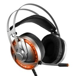 Gaming Headset LED Headphones 7.1 Stereo Surround Sound for