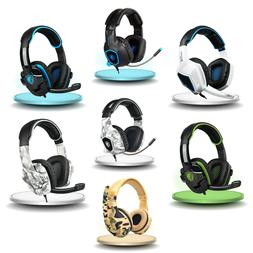 SADES Gaming Headset PS4 Xbox One Headphone PC Earphone 3.5m