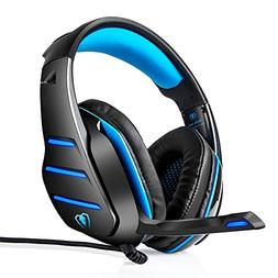 Gaming Headset, PS4 Headset, Xbox One Headset, LOL-FUN Wired