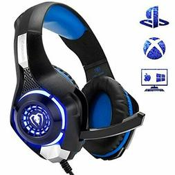 Beexcellent Gaming Headset PS4 Xbox One Nintendo Switch  PC