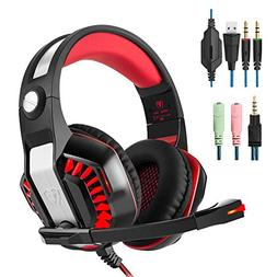 PS4 Gaming Headset | Xbox One Headset |Xbox One S Headset wi