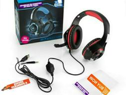 Beexcellent Gaming Headset with Surround Sound & Noise-Isola