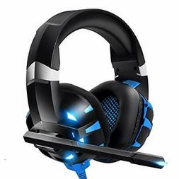 RUNMUS Gaming Headset Xbox Headset with 7.1 Surround Sound S