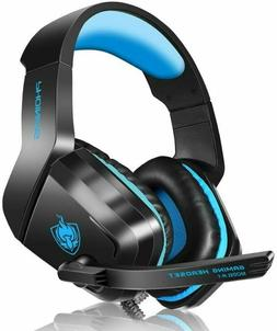 PS4 Xbox One Gaming Headset for Headphone Noise Cancelling O