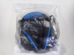 Beexcellent GM-1 Gaming Headset Black and Blue 11-B