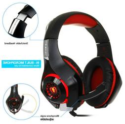 US Beexcellent GM-1 Bluetooth Gaming Headset Wireless Headph