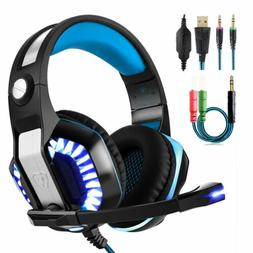 Beexcellent GM2 Stereo Bass Surround Gaming Headset for PS4