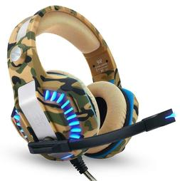 Good Quality Sound Gaming Headset Headphones With Mic For PS