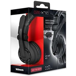 dreamGEAR GRX-350 Advanced Wired Stereo Gaming Headset - Xbo