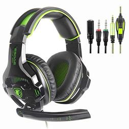 New Xbox One PS4 Gaming Headset with