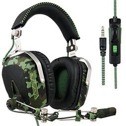 GW SADES SA926T Stereo Gaming Headset for PS4 New Xbox One,