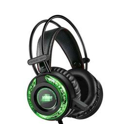 Head-mounted wired gaming headset A953 E-sports gaming heads
