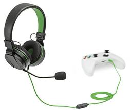 Snakebyte Head Set X - On Ear Stereo Headset for Gaming Cons