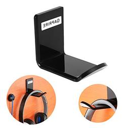 Headphone Stand Hanger Wall Mount - Pack of 2 OAPRIRE Acryli
